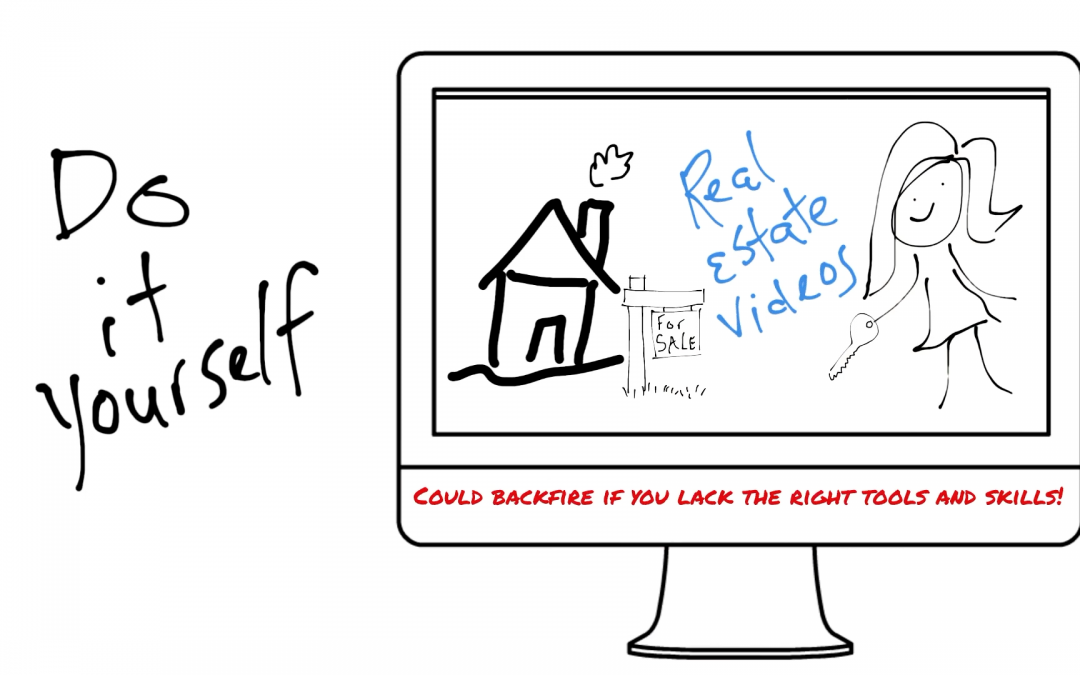 Real Estate Listing Videos – DIY or Done-for-You